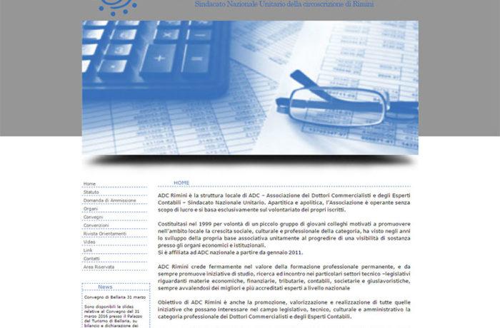 Associazione dei DOTTORI COMMERCIALISTI e degli ESPERTI CONTABILI