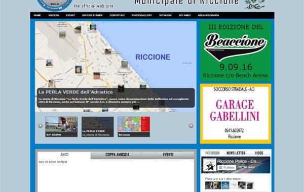 Gruppo sportivo polizia municipale di Riccione