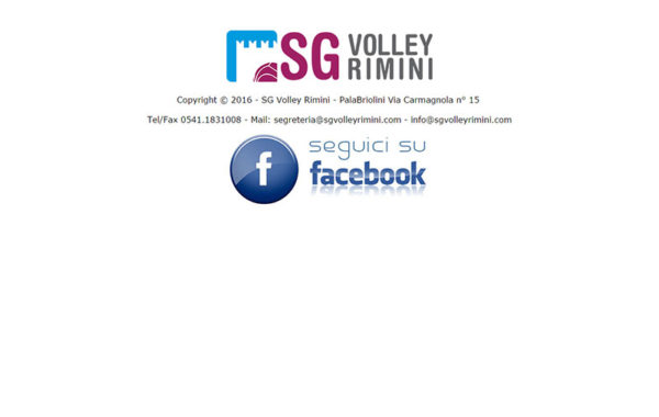SG Volley Rimini